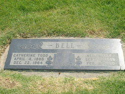Catherine Todd <i>Todd</i> Bell