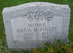 Anna Mae <i>Lear</i> Finley