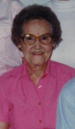 Thelma Edith <i>Campbell</i> Lefoy