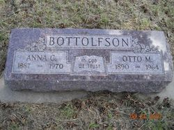 Anna Christina <i>Anderson</i> Bottolfson