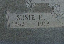 Susie Price <i>Holt</i> Banks