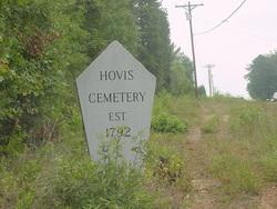 Hovis Family Cemetery