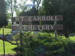 Mount Carroll Cemetery