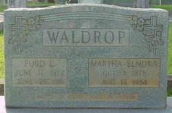 Ford Lafayette Waldrop