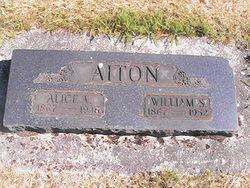 Alice S <i>Vaughan</i> Aiton