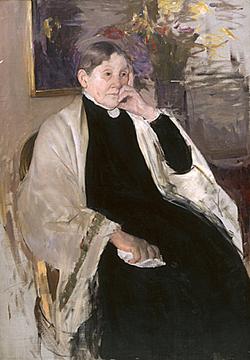 Katherine Kelso <i>Johnston</i> Cassatt