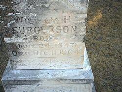 William Harrison Furgerson