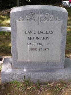 David Dallas Mountjoy