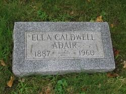 Ella <i>Caldwell</i> Adair