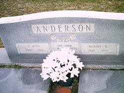 H Mayo Anderson