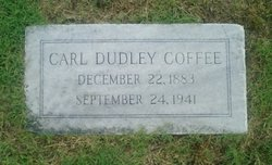 Carl Dudley Coffee, Sr
