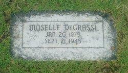 Moselle <i>Baxter</i> DeGrassi