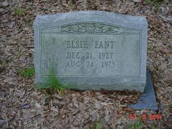 Elsie <i>Schemm</i> Fant