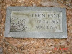 Leon Fant