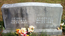 Georgie N. <i>Harris</i> Bacchus