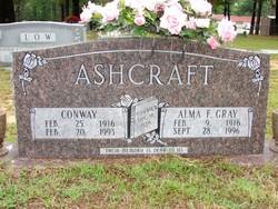 Alma F. <i>Gray</i> Ashcraft