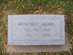Brownell Adams