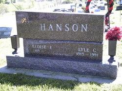 Lyle C Hanson