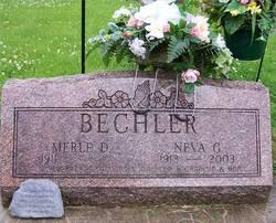 Neva Grace <i>Ellis</i> Bechler