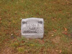 Elenia B. <i>Williams</i> Huckleberry