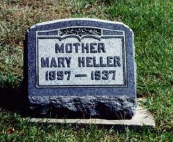 Mary A <i>Kern</i> Heller