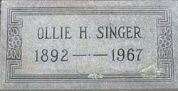 Ollie H. Singer