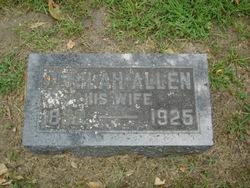 Delilah <i>Sargent</i> Allen