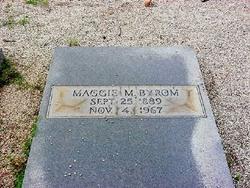 Maggie Lou Bell <i>McCullough</i> Byrom