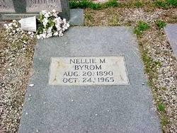 Nellie Florence <i>Morgan</i> Byrom