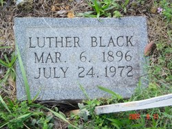 Luther Black