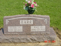 Elsie M Barr