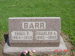 Emma Frances <i>Curtis</i> Barr