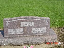 Emma Mildred <i>Crews</i> Barr