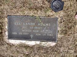 Lee Landy Adams