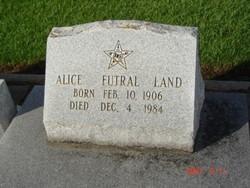 Alice Futral Land