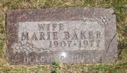 Marie Baker
