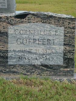 Corneilus F. Goepfert