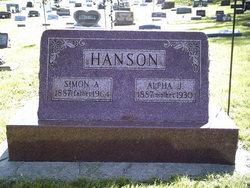 Alpha Joan <i>Swanson</i> Hanson