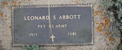 Leonard S Abbott