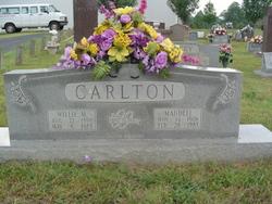 Lillian Maude <i>DeRossett</i> Carlton