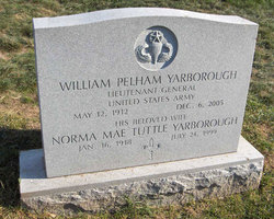 Gen William Pelham Yarborough