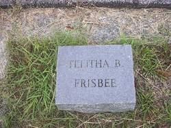 Telitha L <i>Brazil</i> Frisbee