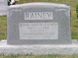Annie <i>Kincheloe</i> Rainey