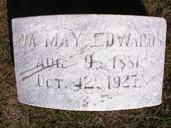 Ava May <i>Edwards</i> Staples
