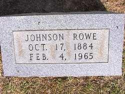 Johnson Rowe