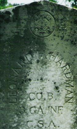 Lenard H. Hardman, Sr