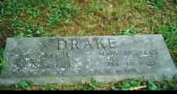 Mary Frances <i>Hardman</i> Drake