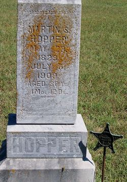 Martin Sylvester Hopper
