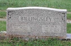 Annie Bettie <i>Wilburn</i> Billingsley