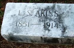 L S Akins